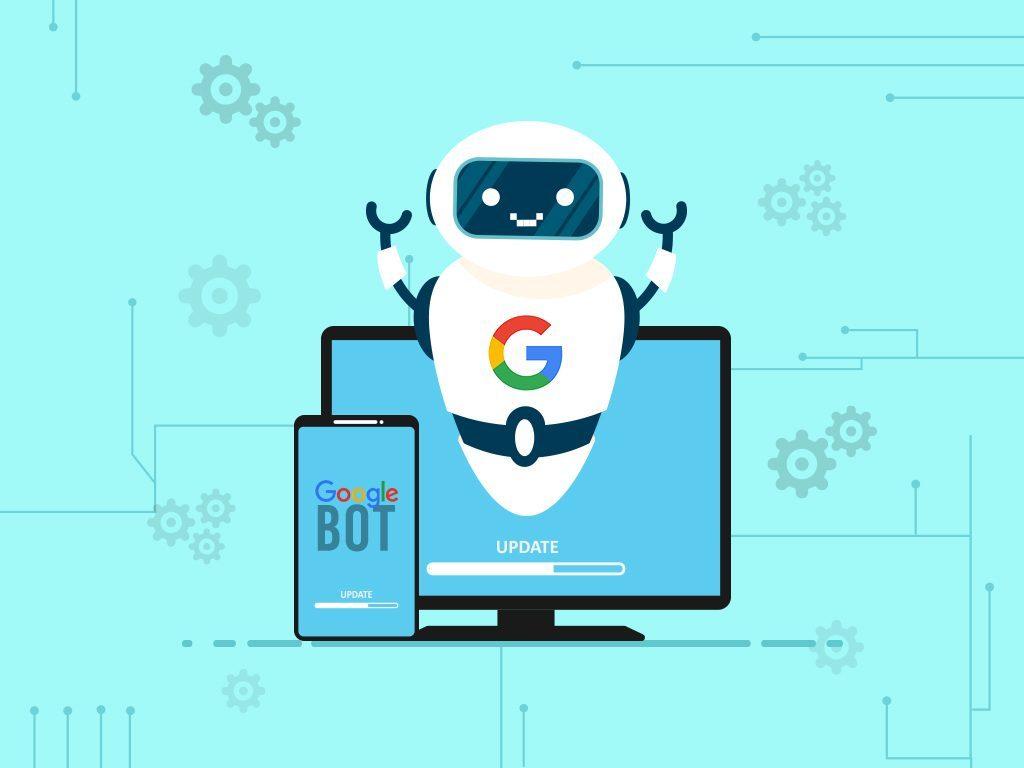 به روزرسانی نماینده کاربر Googlebot