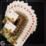 طراحی و چاپ کاتالوگ خاص - شرکت مدیریت برق جنوب فارس