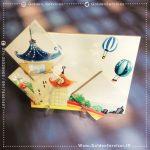 طراحی و چاپ طرح دلخواه روی کاشی