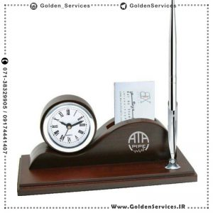 چاپ روی ساعت رومیزی - آتاپایپ