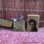 حک و چاپ روی فندک زیپو