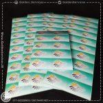 طراحی و چاپ برچسب - شرکت شمسان پلاست
