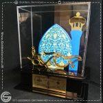 ساخت تندیس پلکسی - جشنواره رادیویی چلچراغ شیراز