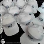 چاپ اختصاصی روی کلاه - شرکت صنعتگران کیمیای بهنیا