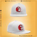 طراحی کلاه تبلیغاتی - شرکت صادرات و واردات ناظری