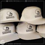 چاپ کلاه ورزشی - باشگاه کوهنوردی ردپا