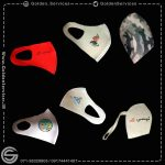 طراحی و چاپ روی انواع ماسک