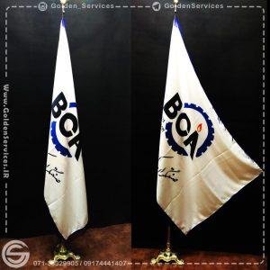 چاپ پرچم بزرگ - شرکت BCA
