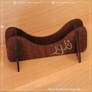 چاپ جاکارتی چوبی - طرح فلور