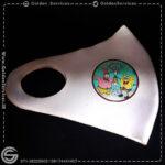 چاپ روی ماسک غواصی - کودکانه