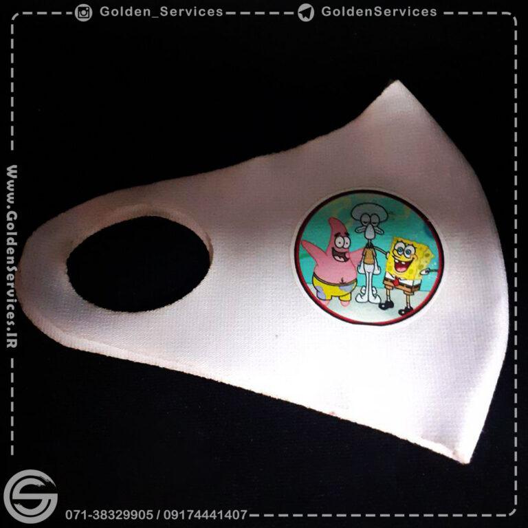 ماسک نانو 3 لایه